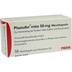PLASTUFER MITE 50 MG